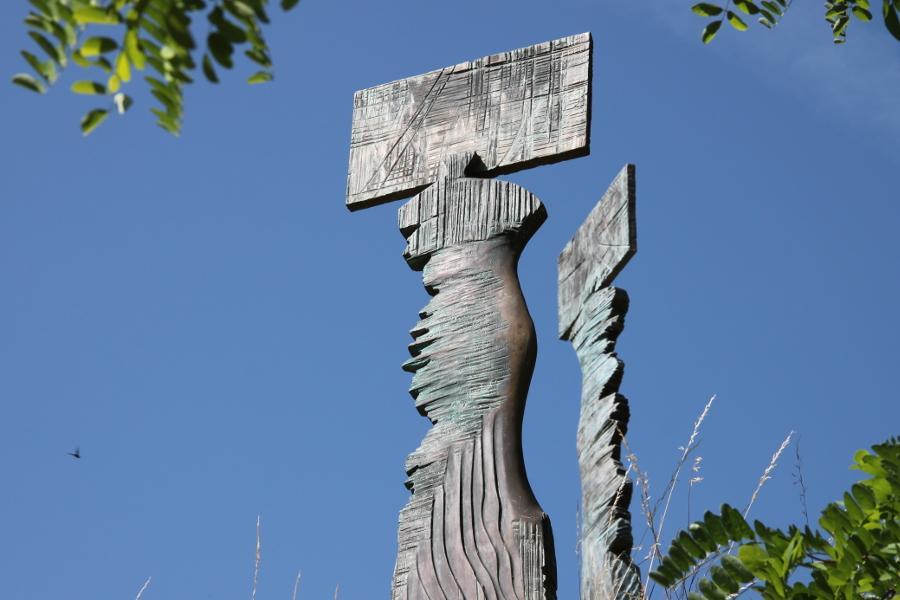 Les Caryatides Art Nature et Patrimoine